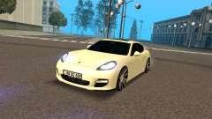 Porsche Panamera Turbo Armenian