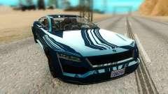 Ubermacht Revolter для GTA San Andreas