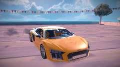 Audi V10 Plus для GTA San Andreas