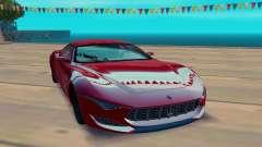 Maserati Alfieri Concept для GTA San Andreas