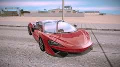McLaren 720S для GTA San Andreas