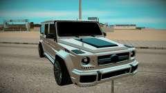 Mercedes-Benz AMG G63 для GTA San Andreas