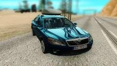 Skoda Octavia Mk2 для GTA San Andreas