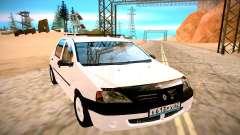 Renault Logan v3 для GTA San Andreas