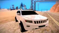 Jeep Grand Cherokee Limited для GTA San Andreas