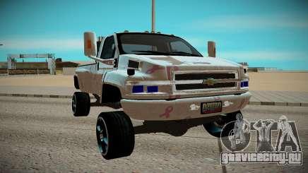 Chevrolet Kodiak C4500 для GTA San Andreas