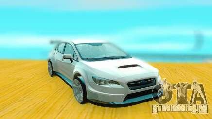Subaru WRX STi 15 для GTA San Andreas