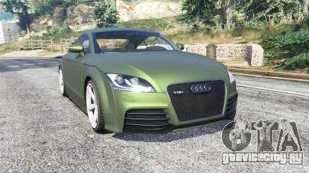Audi TT RS (8J) 2013 v1.1 [replace] для GTA 5