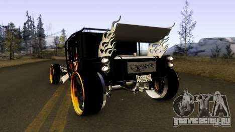 Hot Wheel Bone Shaker 2011 для GTA San Andreas