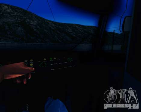 Tatra T6B5SU Barnaul для GTA San Andreas