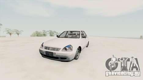 ВАЗ-2170 Приора для GTA San Andreas