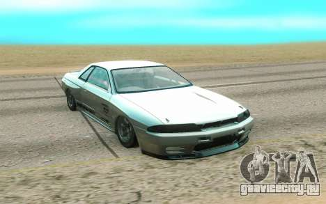 Nissan Skyline GTR BNR32 для GTA San Andreas