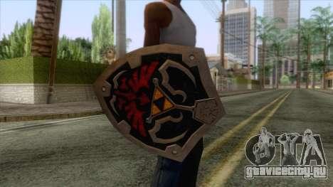 Hylian Shield для GTA San Andreas
