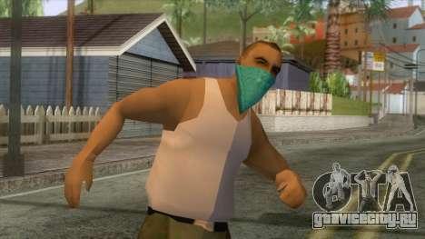 New Aztecas Skin 2 для GTA San Andreas