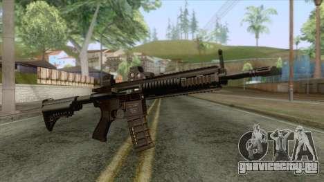 HK-416 Carbine v2 для GTA San Andreas
