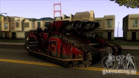 Warhammer 40k - Chaos Fellblade 1.0 для GTA San Andreas