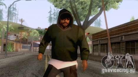 Beta Fam Skin 4 для GTA San Andreas