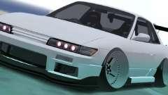 Nissan Silvia s13 BGV2