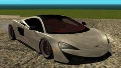 Макларен 570GT для GTA San Andreas