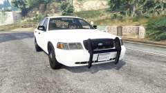 Ford Crown Victoria Unmarked CVPI v2.0 [replace]