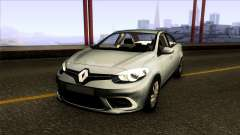Renault Fluence 2014 для GTA San Andreas