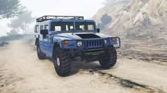 Hummer H1 Alpha Wagon v2.1 [replace] для GTA 5