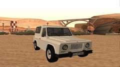 Aro 243D 1975 для GTA San Andreas
