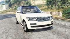 Land Rover Range Rover Vogue 2013 v1.3 [replace] для GTA 5