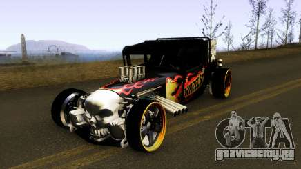 Hot Wheel Bone Shaker 2011 для GTA San Andreas