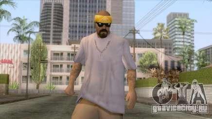 New Los Santos Vagos Skin 1 для GTA San Andreas