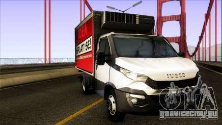 Iveco Daily Transporter 2014 для GTA San Andreas