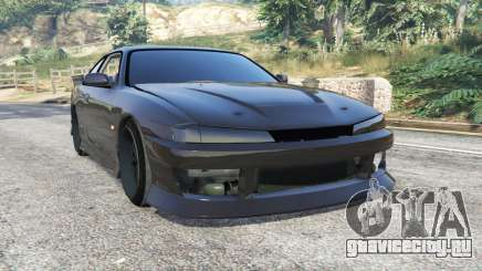 Nissan Silvia (S14a) [replace] для GTA 5
