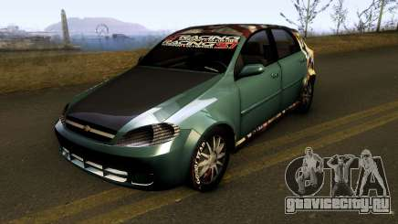 Chevrolet Optra 1.8 2008 для GTA San Andreas