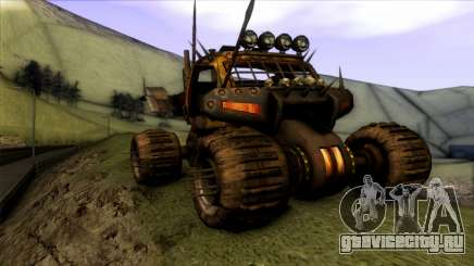Stomper From Red Faction Guerrilla для GTA San Andreas