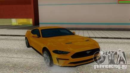 Ford Mustang GT Leaked для GTA San Andreas