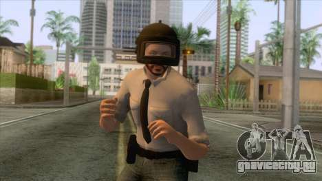 GTA Online - PUBG Stile Skin для GTA San Andreas