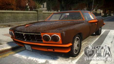 Yardie Lobo для GTA 4