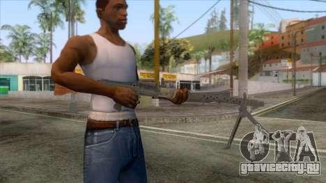 Day of Infamy - MG-34 для GTA San Andreas