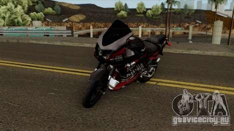 Kawasaki Ninja 250 R для GTA San Andreas