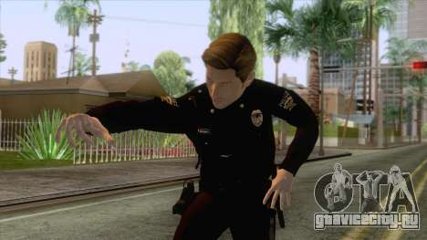 New Policeman для GTA San Andreas