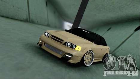 Toyota Chaser VIP Stance для GTA San Andreas
