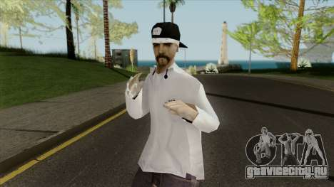 New white vla2 для GTA San Andreas