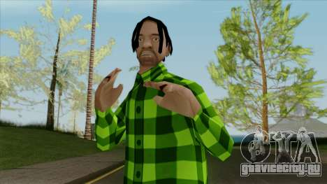 New Fam2 HD для GTA San Andreas