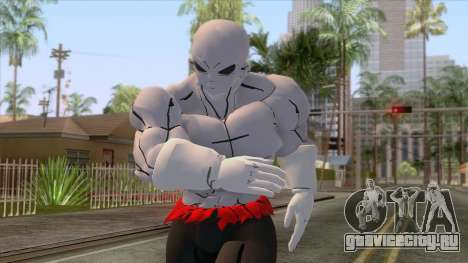 Jiren Shirtless Skin для GTA San Andreas
