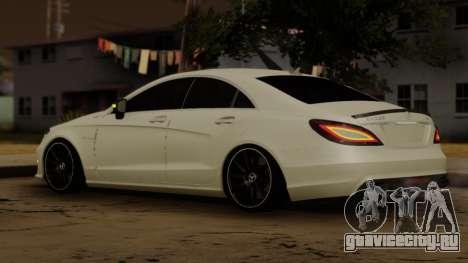 Mercedes-Benz CLS 63 для GTA San Andreas