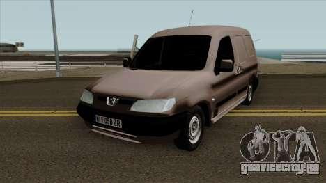 Peugeot Partner Mk1 для GTA San Andreas