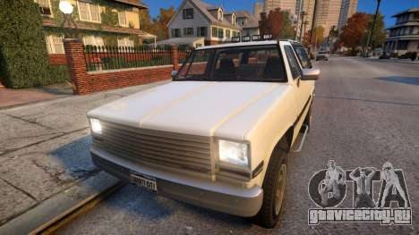 Demasse Rancher 2Door SUV для GTA 4