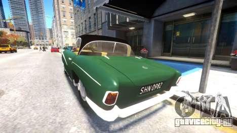 1960 FSO Syrena Sport для GTA 4