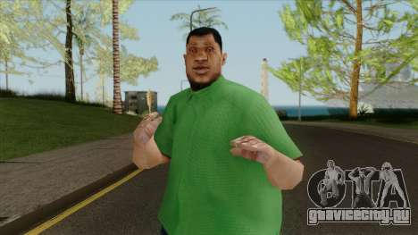 Новый толстый fam1 для GTA San Andreas