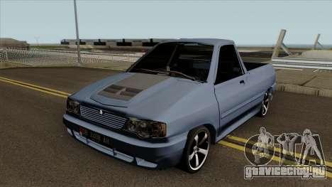 KIA Pride Pickup Classic для GTA San Andreas